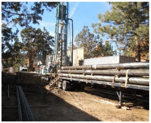 Big Bear Water Well Project
